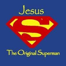 jesus and superman