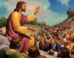 jesus draws the crowd