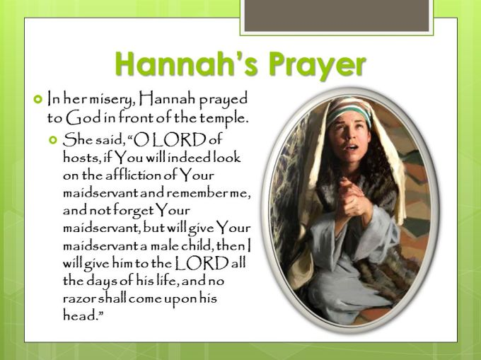 Hannah_s+Prayer+In+her+misery,+Hannah+prayed+to+God+in+front+of+the+temple.